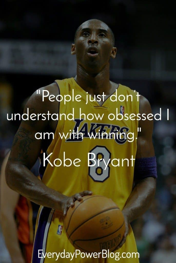 Kobe Bryant Quotes 20 Kobe Bryant Quotes On Being Successful