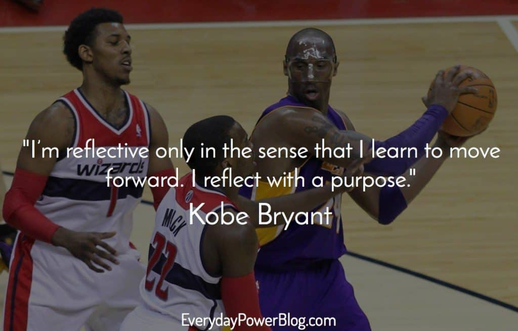 20 Kobe Bryant Quotes On Being Successful Everyday Power