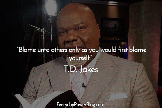 amazing td jakes quotes