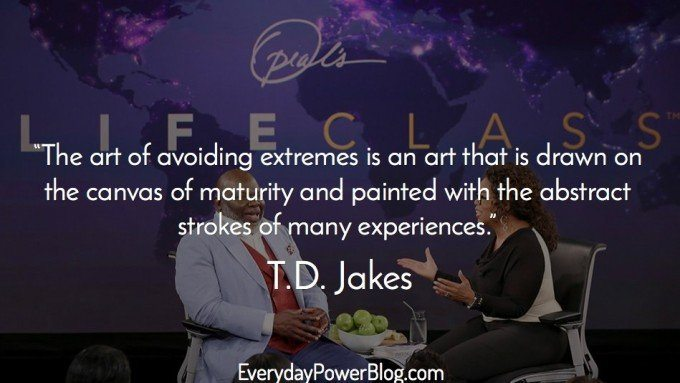 Td Jakes Quotes On Love Best Td Jakes Quotes About Living Your Destiny Relationships And Success