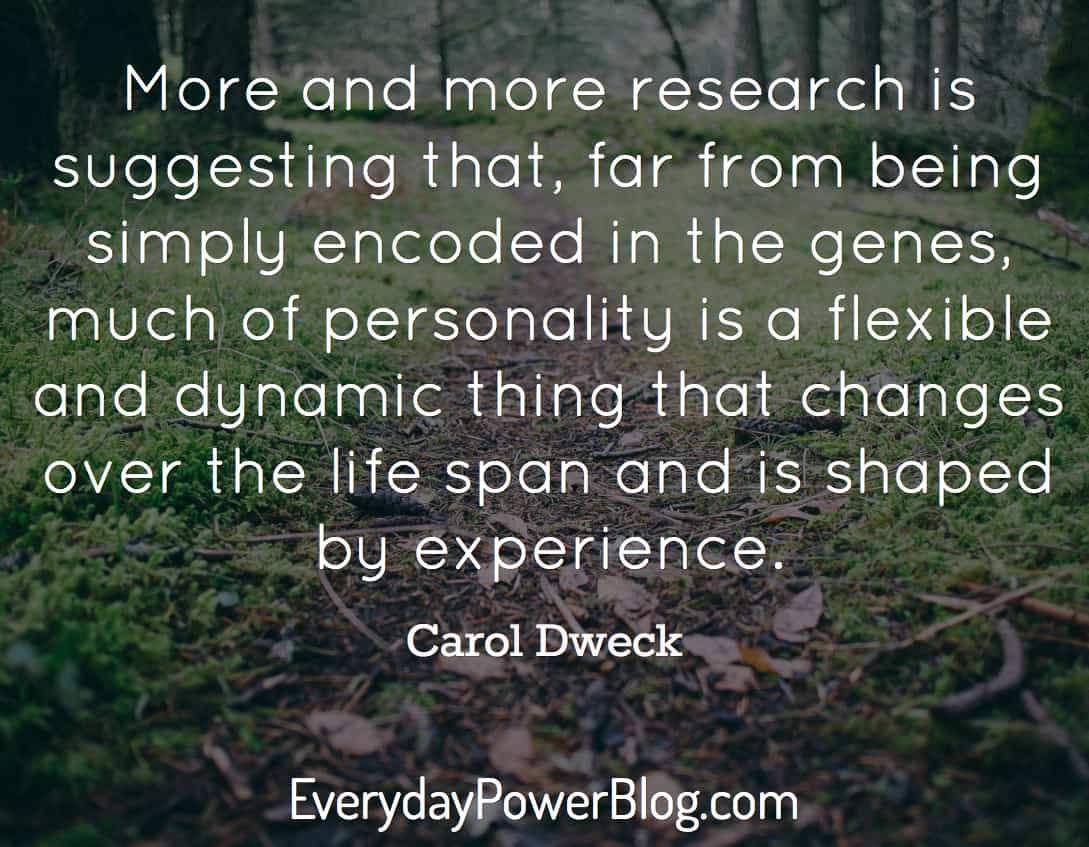 carol dwecks views on growth mindset Carol s dweck let's give students  in contrast, individuals with a growth mindset believe that they can develop their intelligence over time (blackwell.