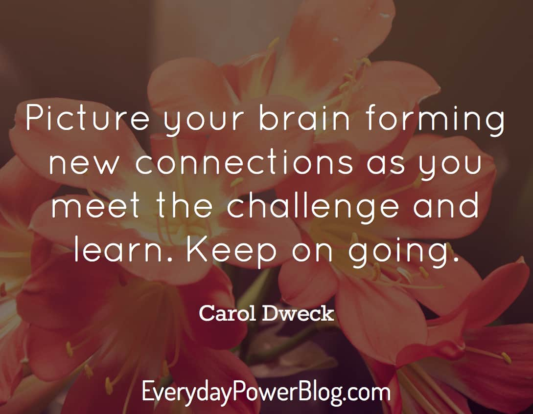 40 Carol Dweck Quotes On A Growth Mindset Grit 2019