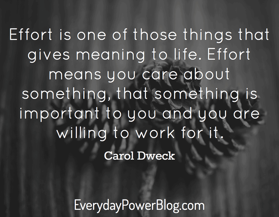 Life Quotes For Teens 25 Carol Dweck Quotes About A Growth Mindset And Grit