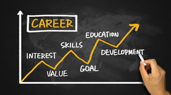career development chart