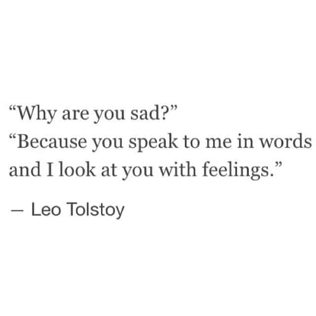 Leo Tolstoy Quotes About Love Happiness And Life To Inspire You 2019