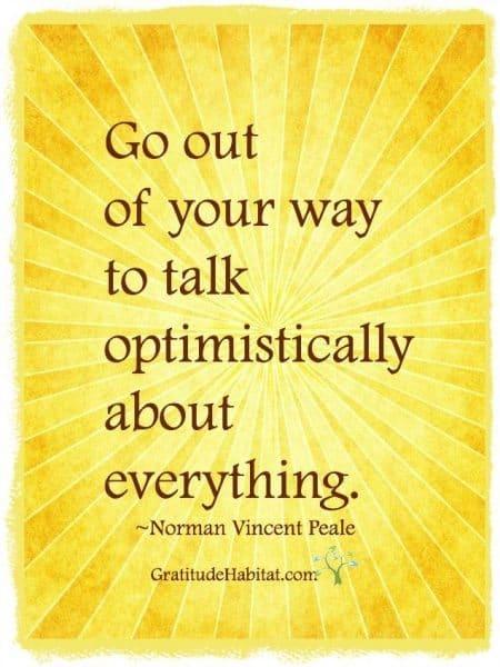 Norman Vincent Peale quotes