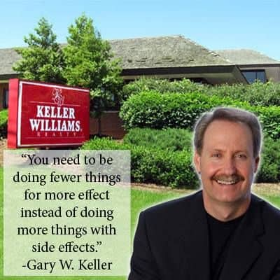 Gary Keller quotes