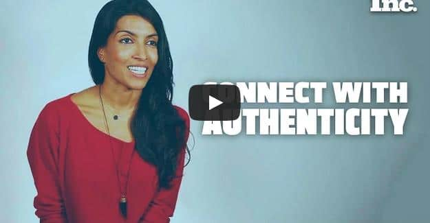 Connect with Authenticity | Inc. Magazine