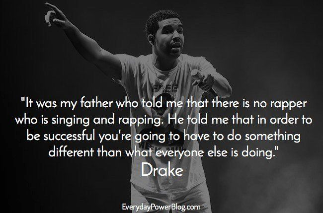 25 best drake quotes about becoming successful