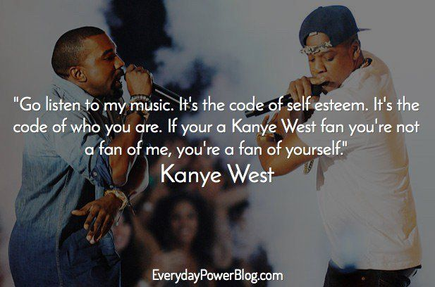 kanye west quotes from songs - photo #34