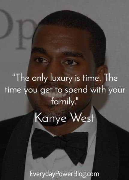 kanye west quotes about kim and his family
