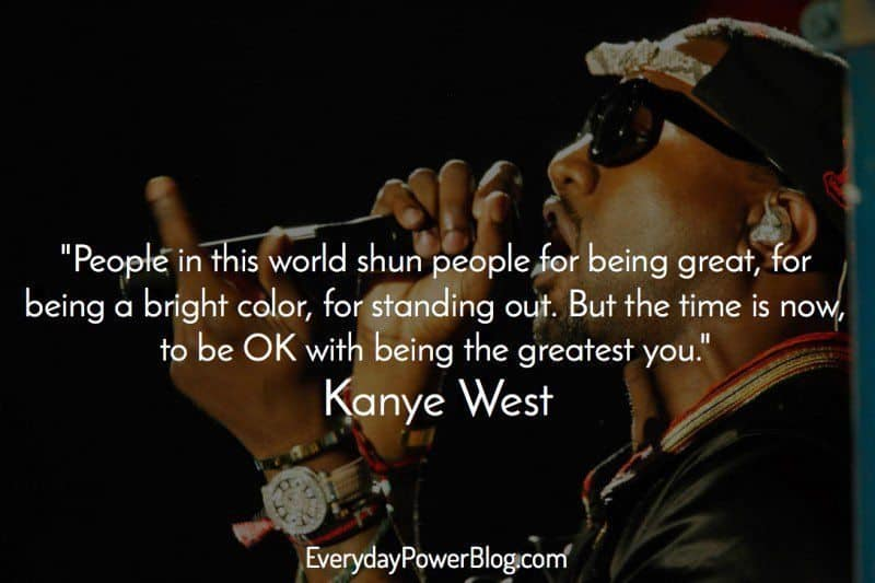 kanye west quotes on life and dreams