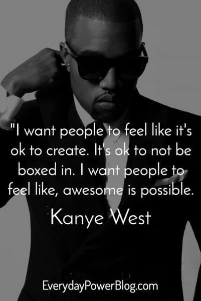 kanye west quotes about life from his music