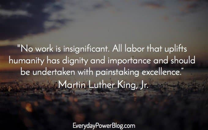 Inspirational Quotes Of The Day: 12 Best Labor Day Quotes Celebrating Everyday Work