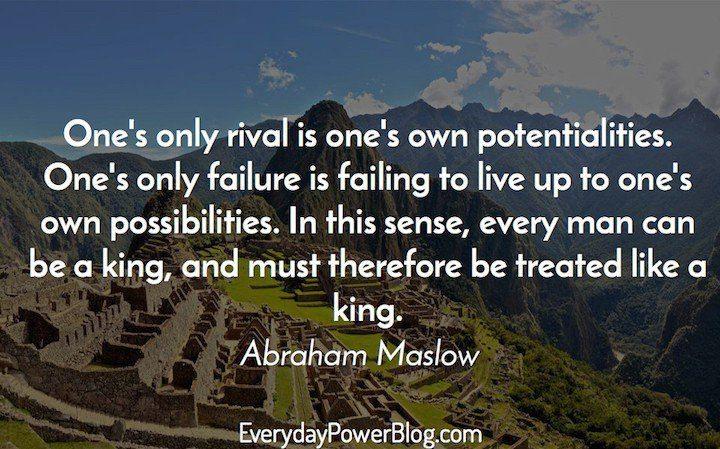 Abraham Maslow Quotes