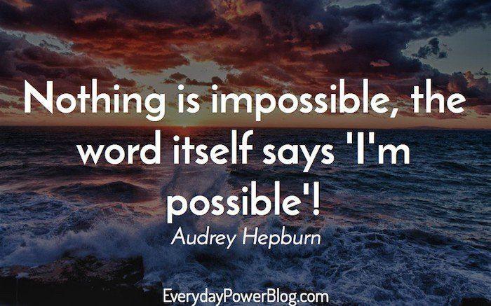 Audrey Hepburn quotes 3