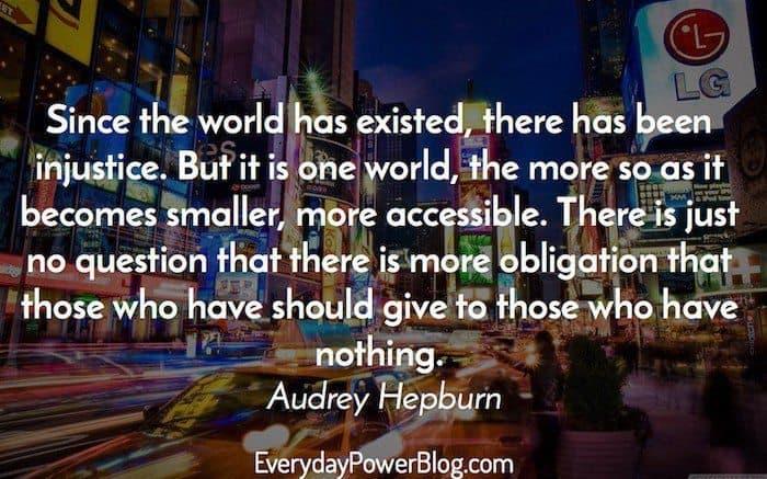Audrey Hepburn quotes 4