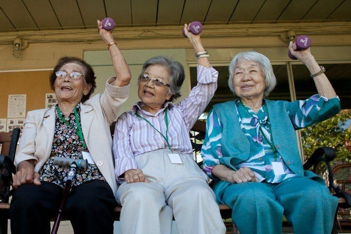 Social Interaction- Strengthening Our Senior Citizens