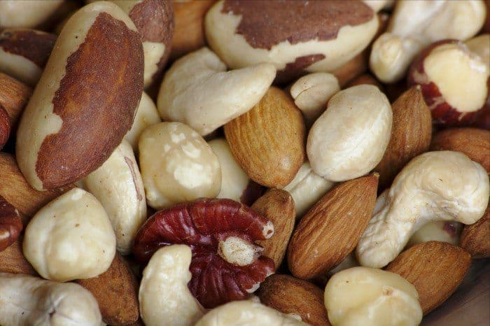 best brain food like nuts and seeds is great food for your brain