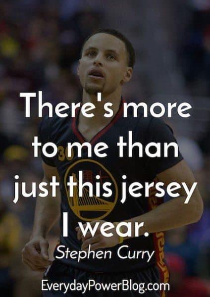 stephen curry quotes about basketball