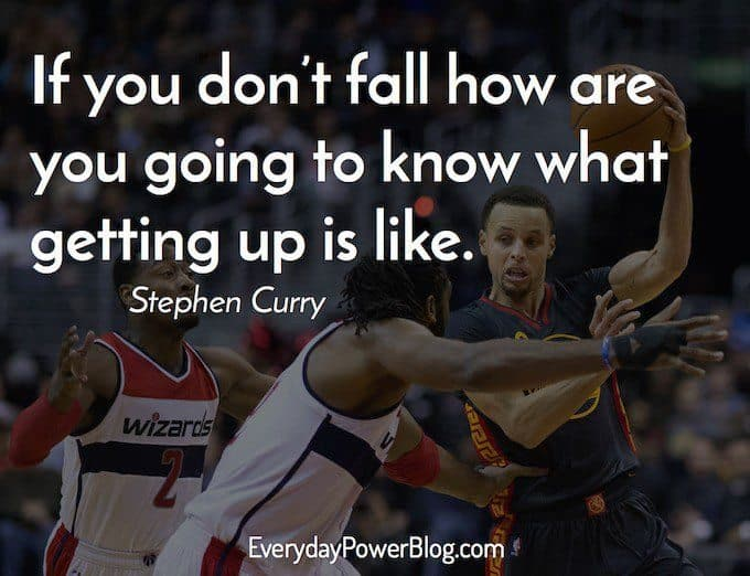"... no earthly prize or trophy could ever top."" – Stephen Curry"