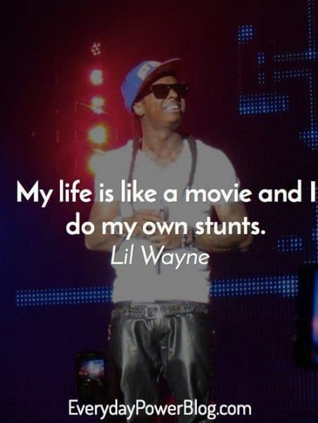 50 Best Lil' Wayne Quotes on Life, Love and Success ...