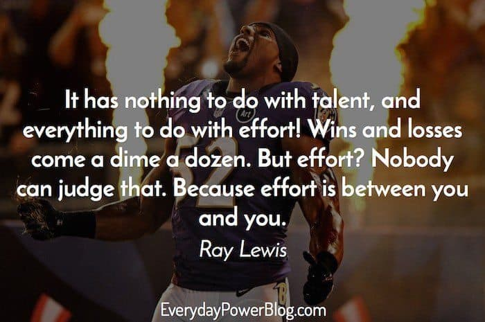 Ray Lewis Quotes About Leadership: Ray Lewis Quotes About Life And Becoming A Fearless Champion