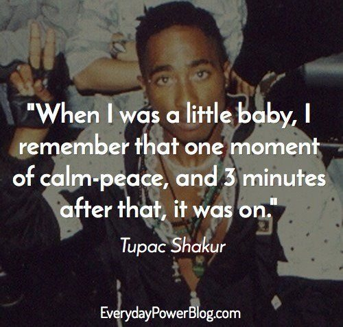 tupac quotes about success and dreams