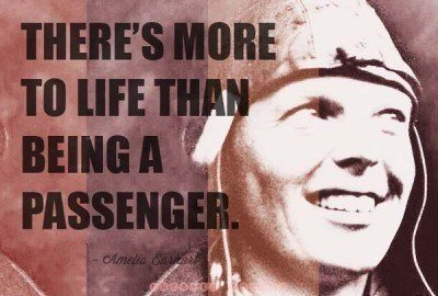 Amelia Earhart Quotes About Life