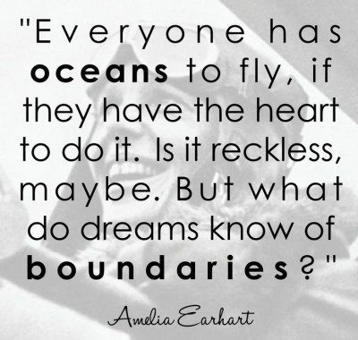 Amelia Earhart Quotes and life