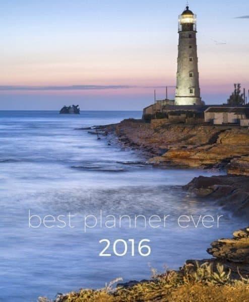 Best Planner Ever by Jennifer Dawn