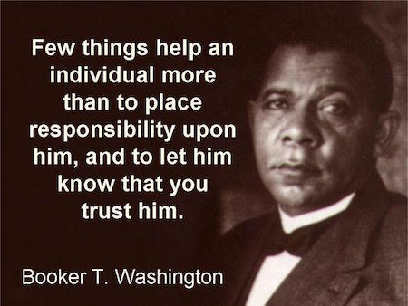 Booker T Washington Quotes 47 Booker T. Washington Quotes On Success & Life | Everyday Power Booker T Washington Quotes