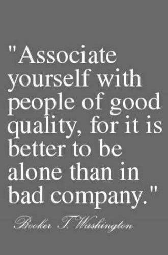 Booker T. Washington Quotes 1