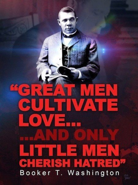 Booker T. Washington Quotes 1