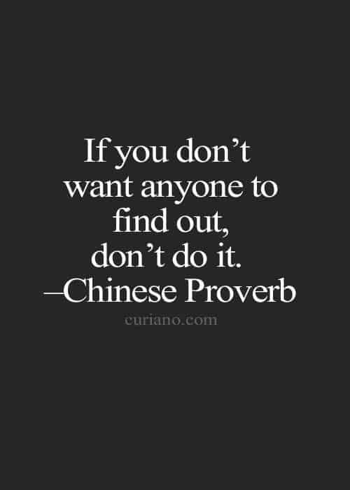 50 Chinese Proverbs, Sayings and Quotes about Love & Life