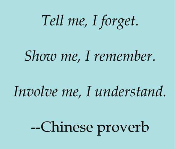 Chinese proverbs about life and love