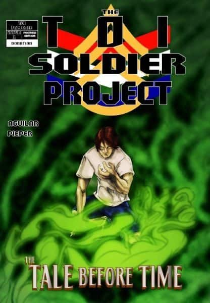 Veteran Creates Graphic Novel Company To Fight PTSD