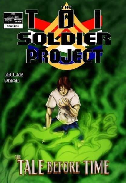 Veteran Creates Graphic Novel Company To Fight PTSD