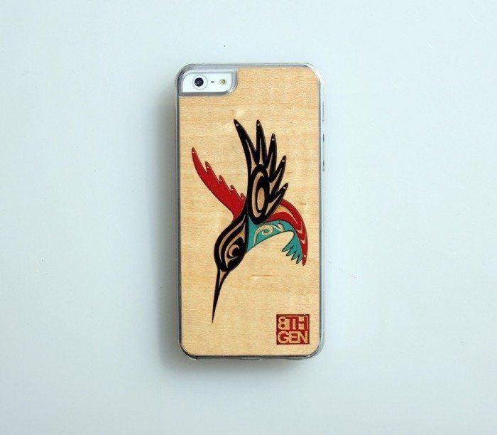"""Native American Artist and Entrepreneur, Louie Gong Supports Native Artists and Communities Through Eighth Generation and The """"Inspired Natives"""" Project."""