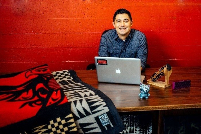 "Native American Artist and Entrepreneur, Louie Gong Supports Native Artists and Communities Through Eighth Generation and The ""Inspired Natives"" Project."