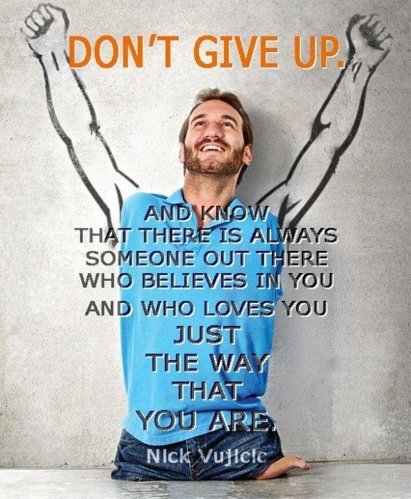 Nick Vujicic quotes 11