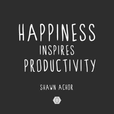 happy worker is a productive worker management essay Whether you are an entrepreneur managing a startup, or a corporate executive  with thousands of employees, it's hard to ignore the evidence of.