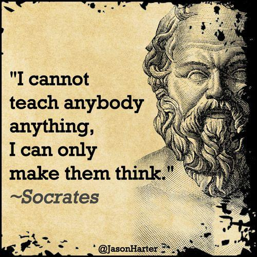 Socrates Quotes on Love, Youth and Philosophy