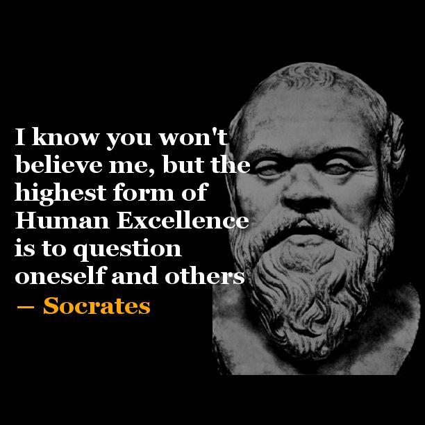 60 Socrates Quotes On Life, Wisdom & Philosophy (2019)