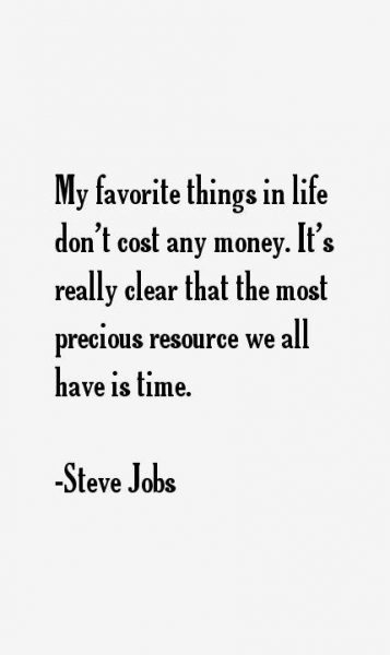 Steve Jobs Quotes On Leadership, Apple and The Crazy Ones