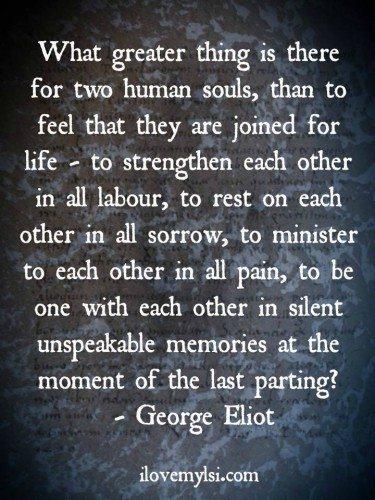 George Eliot quotes