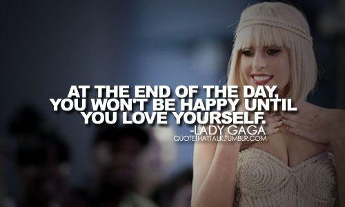 32 Lady Gaga Quotes On Love, Being Yourself and Fame