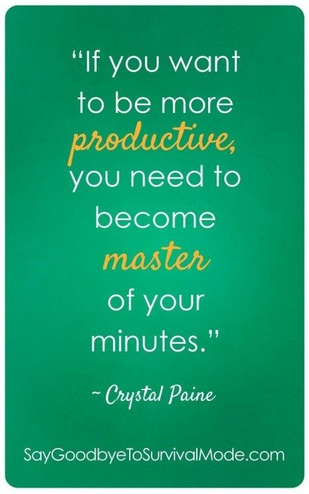 time management quotes to make the most of life