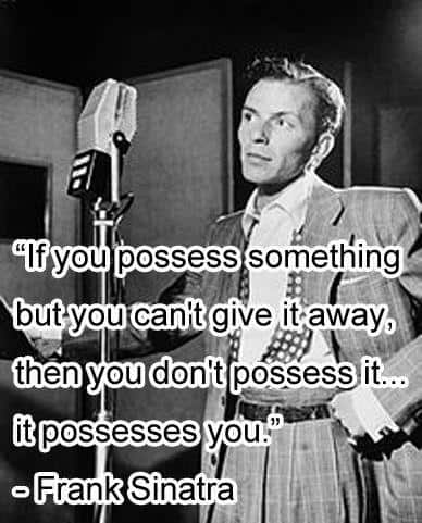 Sinatra Quotes Extraordinary Frank Sinatra Quotes About Life Love And New York