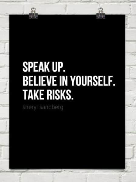 Sheryl sandberg quotes from lean in